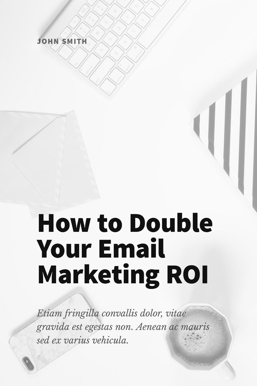 ebook cover marketing
